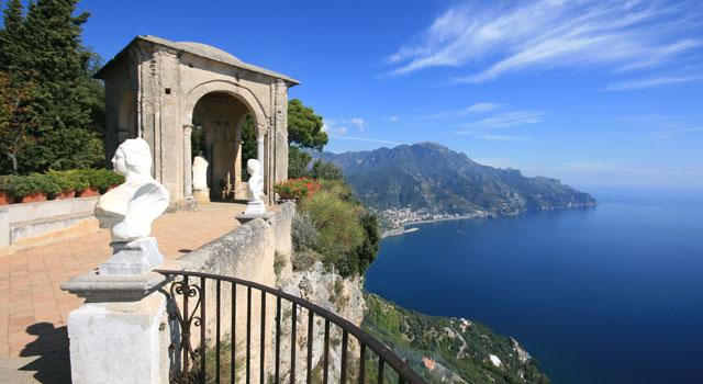 Urlaub in Ravello an der Amalfiküste
