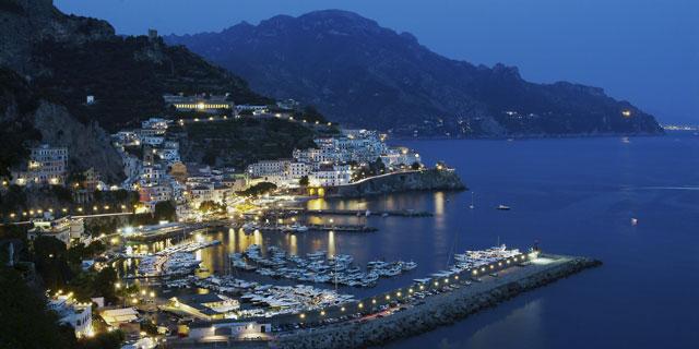 Amalfi an der Amalfikueste
